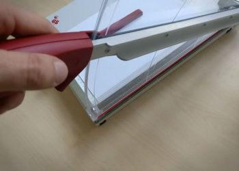 Ideal 1134 Papierschneider - Schneidmesser